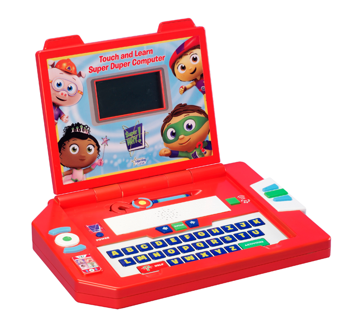 The Official PBS KIDS Shop | Super Why Super Readers and ... |Super Why Duper Computer