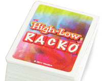 High-Low RACK-O, Winning Moves