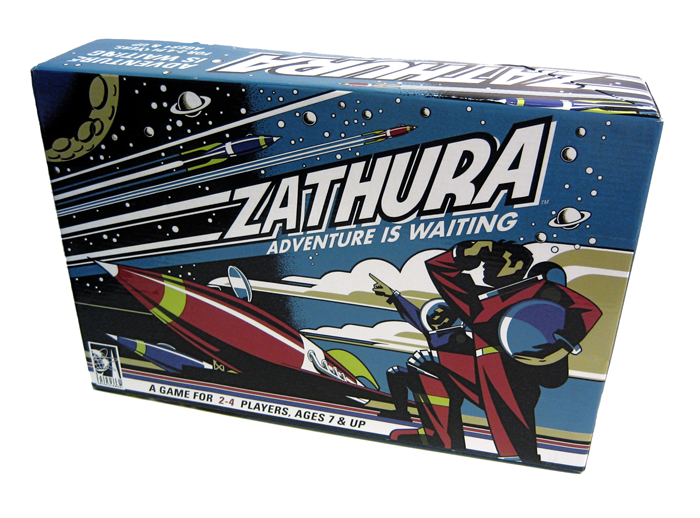 Zathura Board Game Zat...