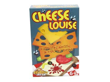 Cheese Louise, Fat Brain Toy