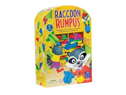 Raccoon Rumpus, Educational Insights
