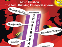 Scattergories Categories, Winning Moves