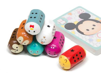 Tsum Tsum Stacking Dice Game
