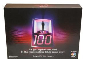 1 VS 100, Pressman Toy