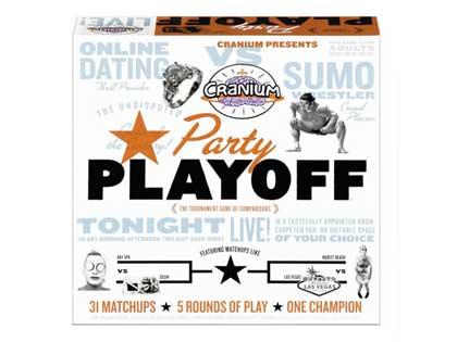 Cranium Party Playoff, Hasbro
