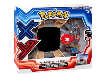 Pokémon Battle Arena, Tomy