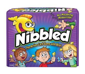 Nibbled, Winning Moves