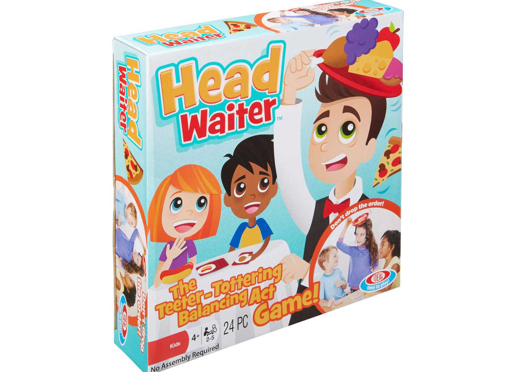 Head Waiter Box