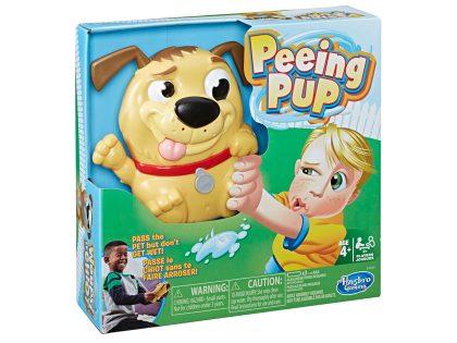 Peeing Pup